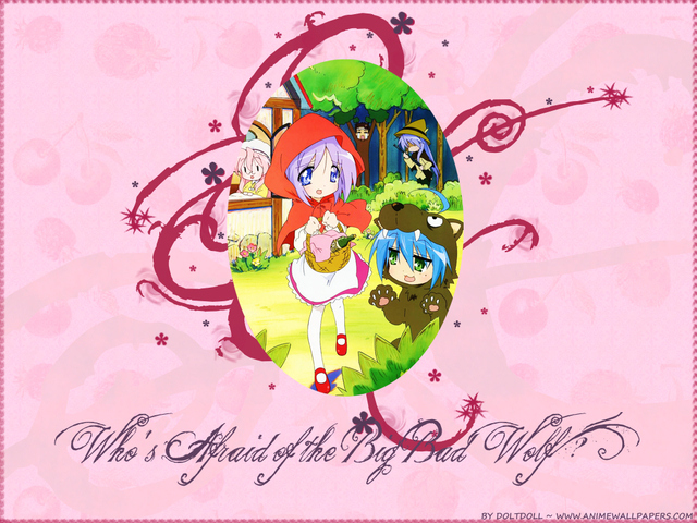 Lucky Star Anime Wallpaper #2