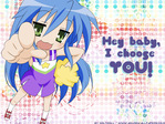 Lucky Star Anime Wallpaper # 4