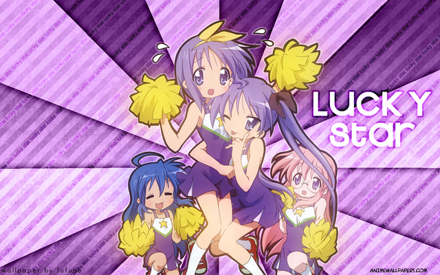 Lucky Star Anime Wallpaper #7