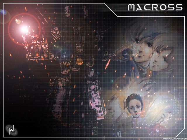 Macross Anime Wallpaper #1