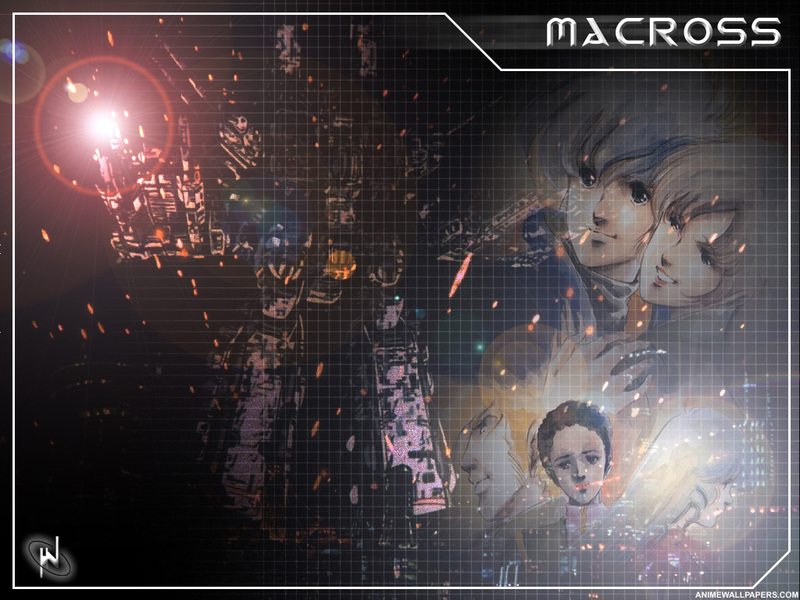 Macross Anime Wallpaper # 1