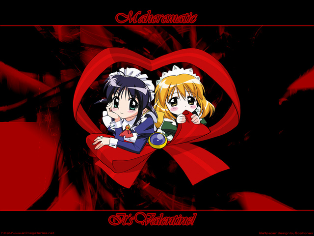 Mahoromatic Anime Wallpaper #3