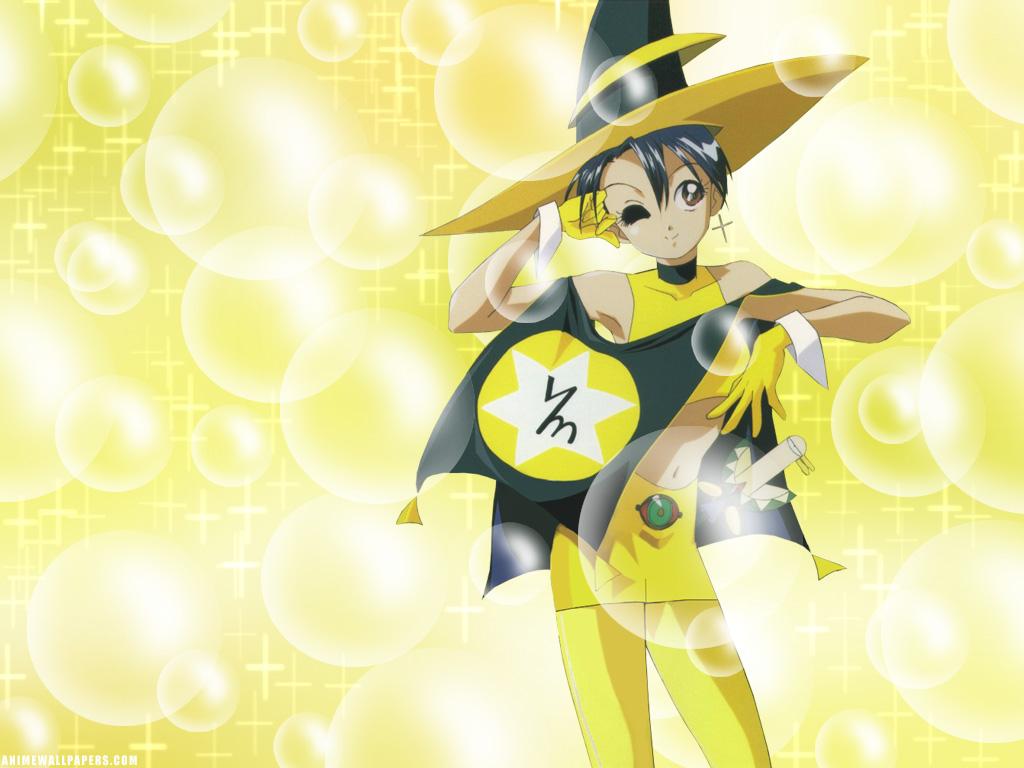 Mahou Tsukai Tai Anime Wallpaper # 5