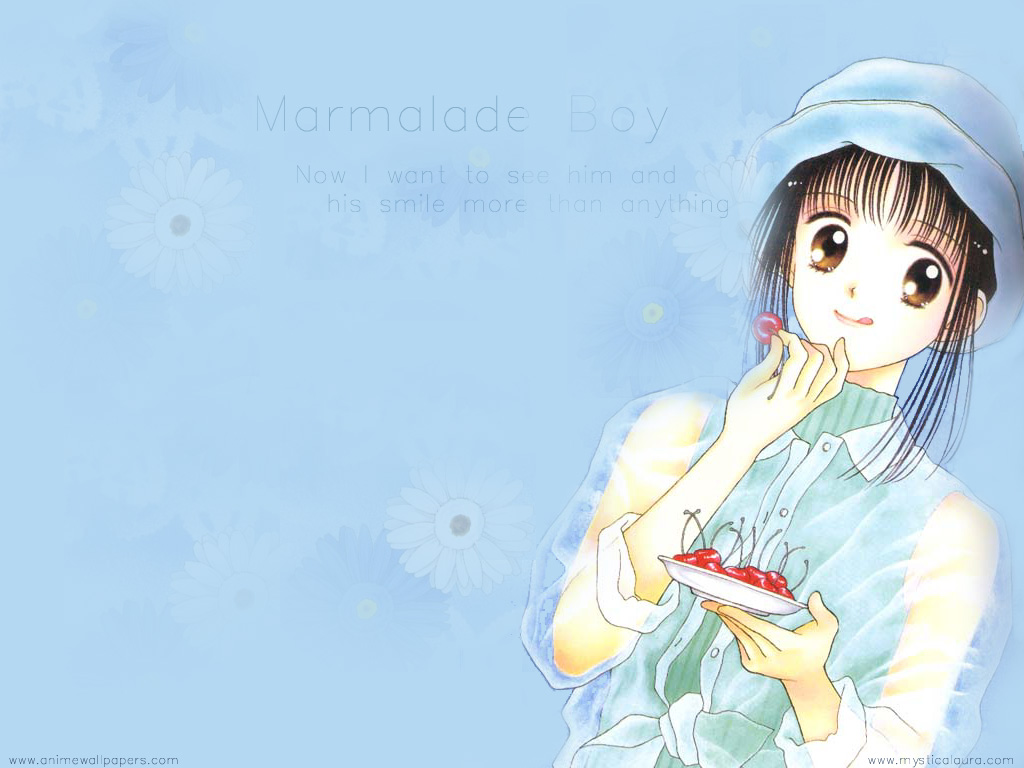 Marmalade Boy Anime Wallpaper # 2