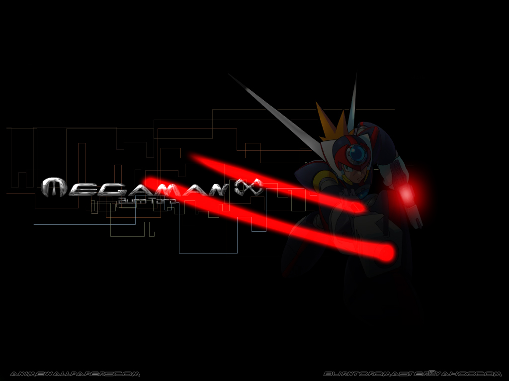 Megaman Anime Wallpaper # 12