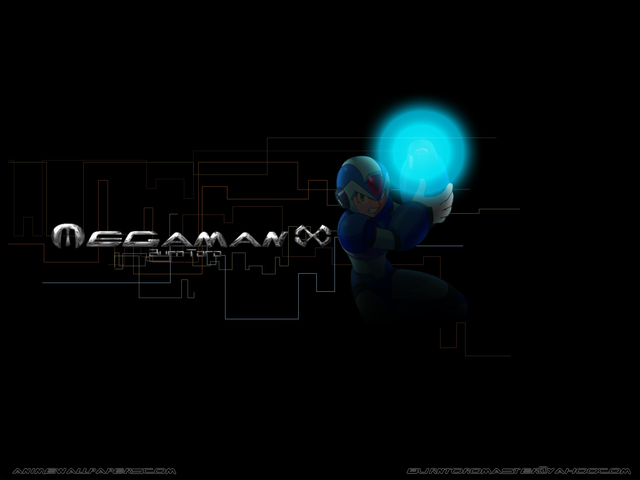 Megaman Anime Wallpaper #13