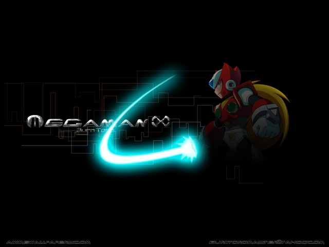 Megaman Anime Wallpaper #14