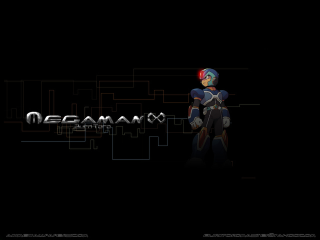 Megaman Anime Wallpaper #15
