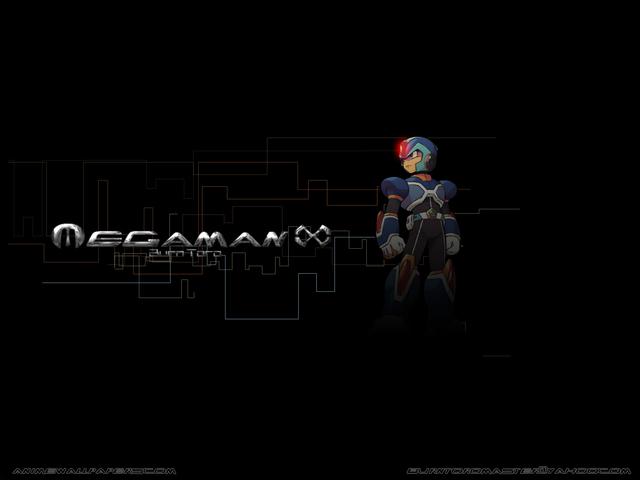Megaman Anime Wallpaper #15