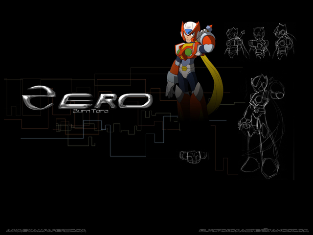Megaman Anime Wallpaper #16