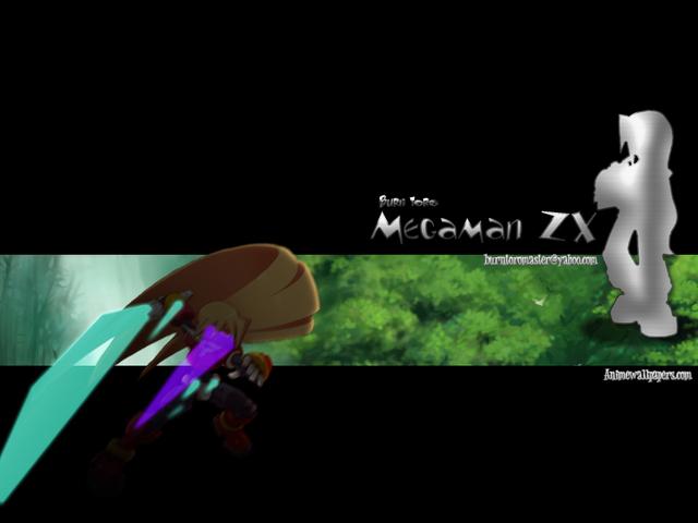 Megaman Anime Wallpaper #17
