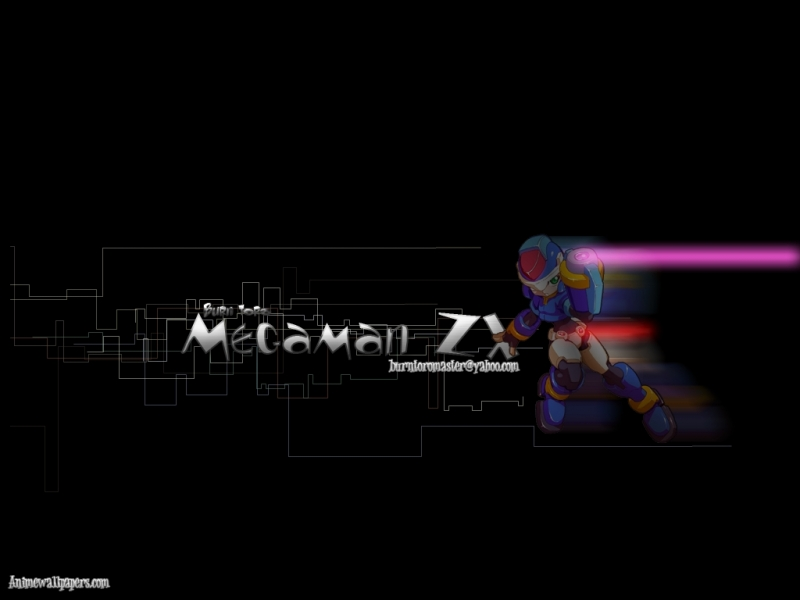Megaman Anime Wallpaper # 2