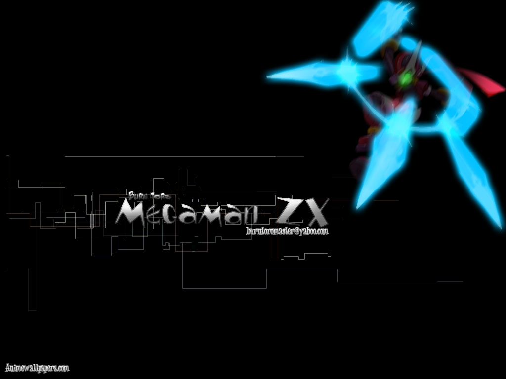 Megaman Anime Wallpaper # 4