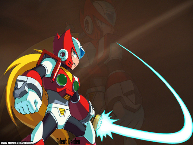 Megaman Anime Wallpaper #6