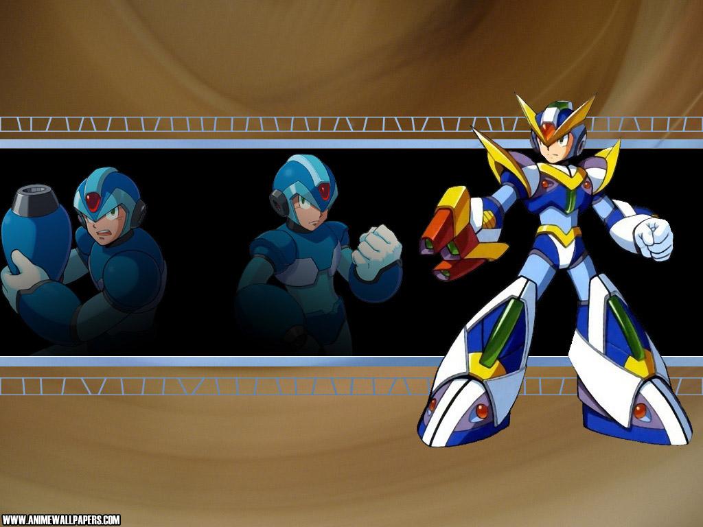Megaman Anime Wallpaper # 7