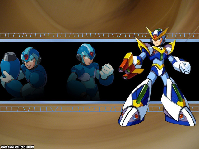 megaman wallpaper