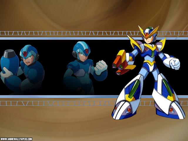 Megaman Anime Wallpaper #7