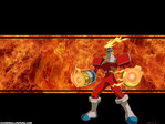Megaman Warrior anime wallpaper at animewallpapers.com