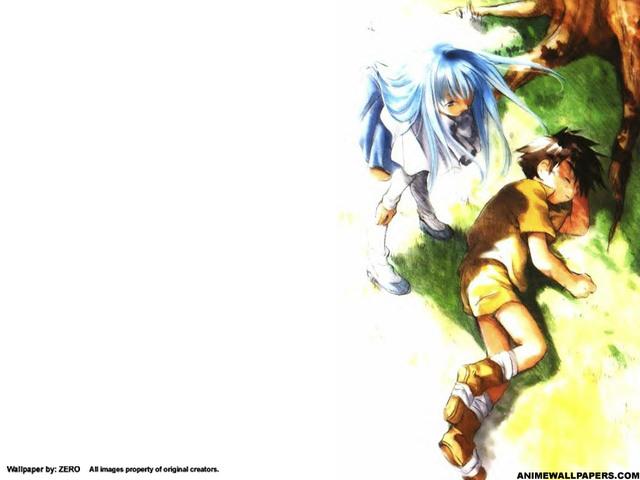Megami Kouhosei Anime Wallpaper #2