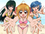 Mermaid Melody Pichi Pichi Pitch Anime Wallpaper # 2