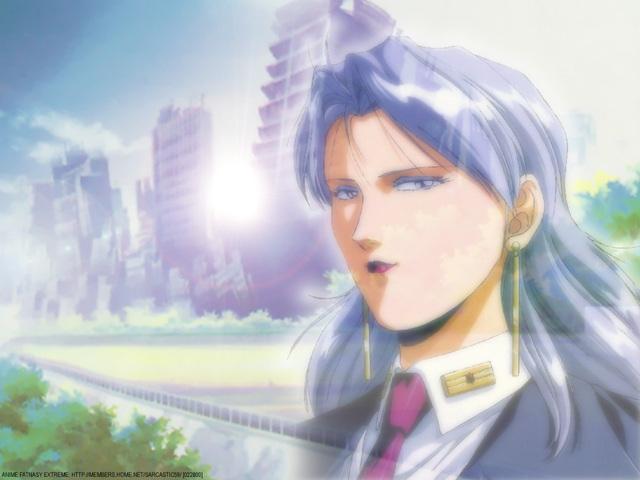 Silent Mobius Anime Wallpaper #5