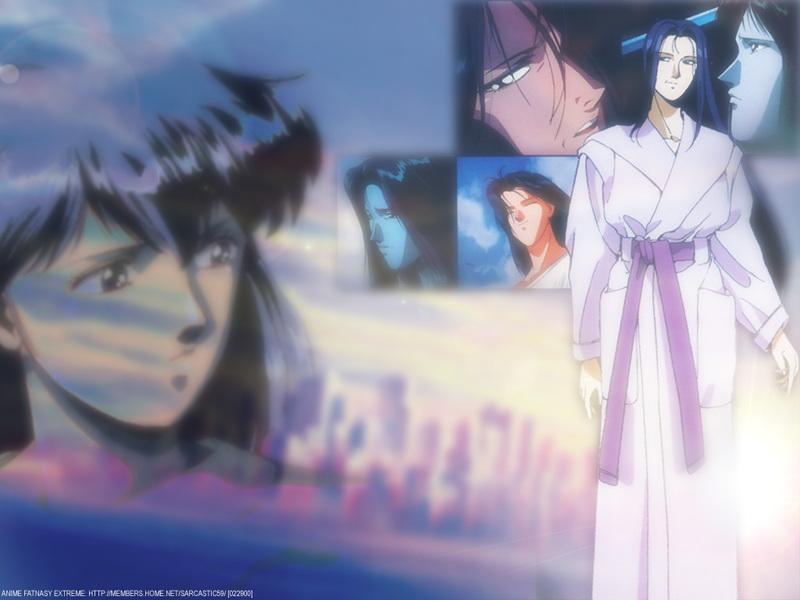 Silent Mobius Anime Wallpaper # 9