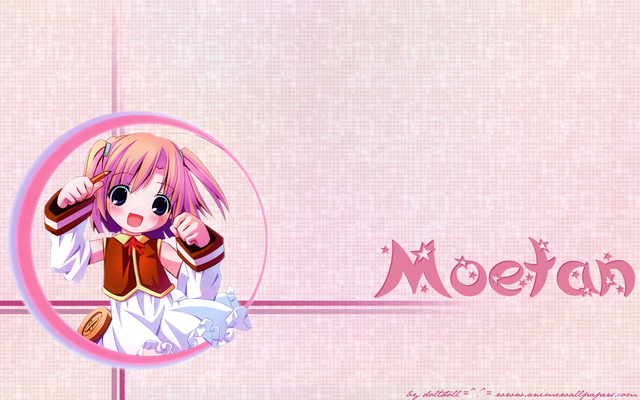 Moetan Anime Wallpaper #1