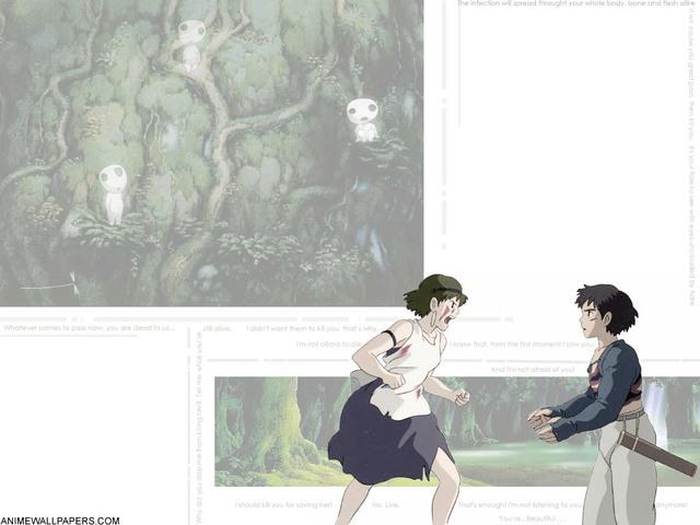 Princess Mononoke Anime Wallpaper #4