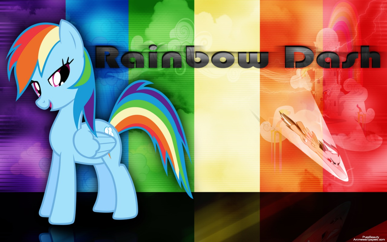 My Little Pony: Friendship is Magic Anime Wallpaper # 2