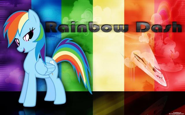 My Little Pony: Friendship is Magic Anime Wallpaper #2