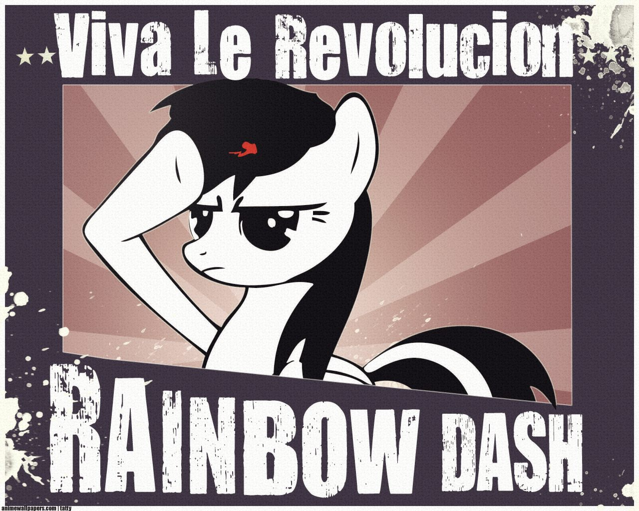 My Little Pony: Friendship is Magic Anime Wallpaper # 3