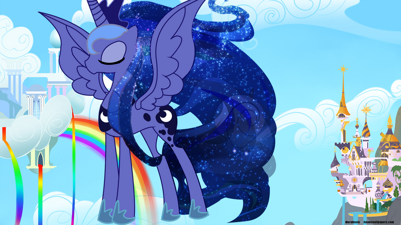 My Little Pony: Friendship is Magic Anime Wallpaper # 5