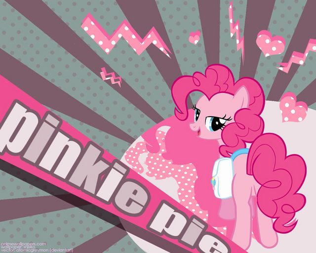 My Little Pony: Friendship is Magic Anime Wallpaper #9