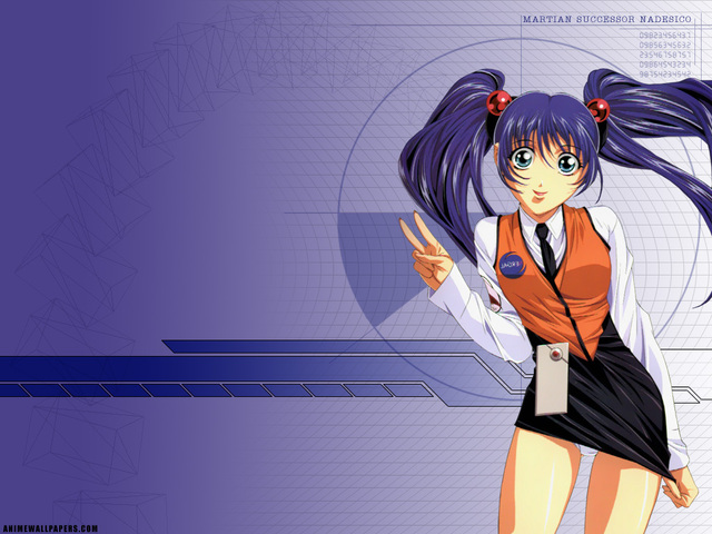 Nadesico Anime Wallpaper #3