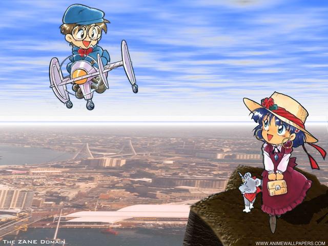 Nadia: Secret of Blue Water Anime Wallpaper #1