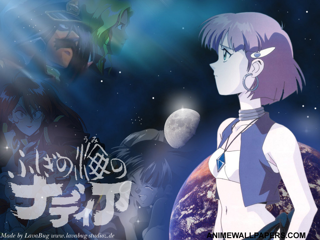 Nadia: Secret of Blue Water Anime Wallpaper # 3