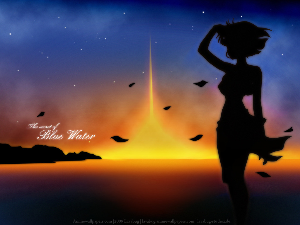 Nadia: Secret of Blue Water Anime Wallpaper # 4