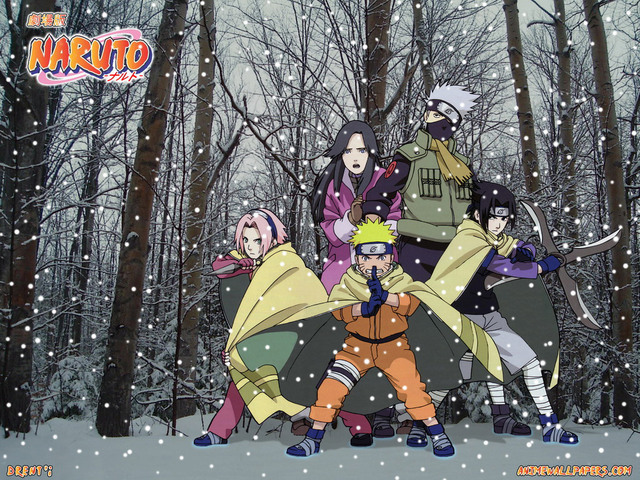 Naruto Anime Wallpaper #110