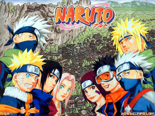 Naruto Anime Wallpaper #112