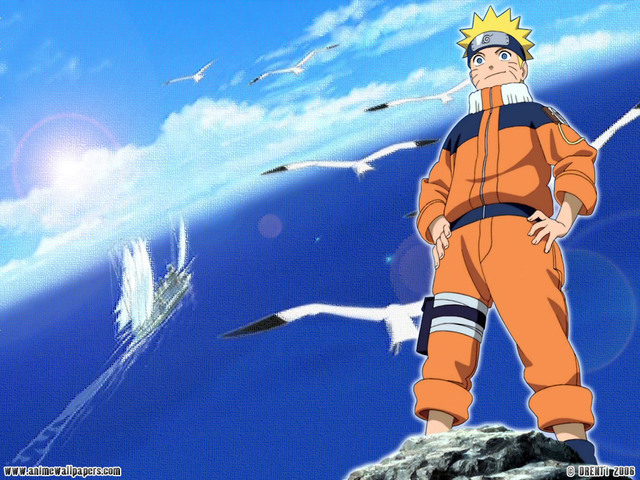 Naruto Anime Wallpaper #121