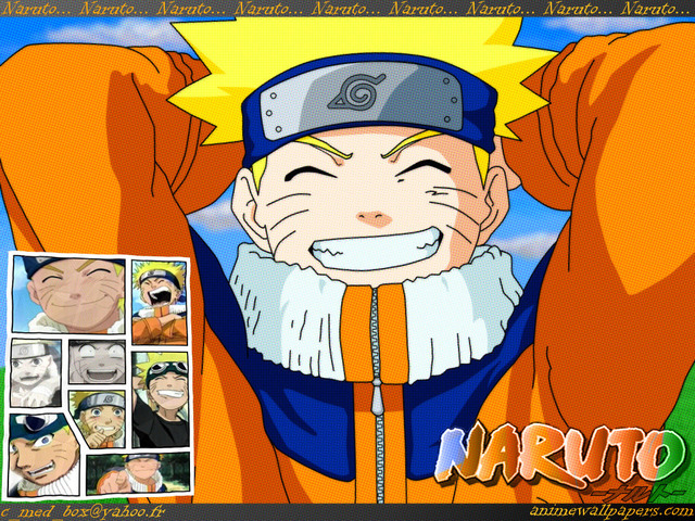 Naruto Anime Wallpaper #125