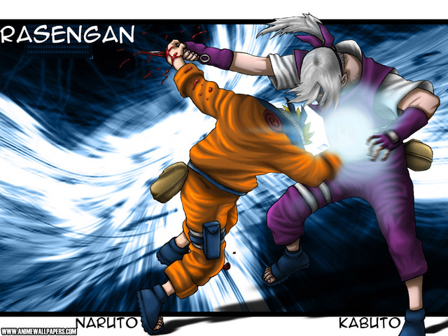 Naruto Anime Wallpaper #149