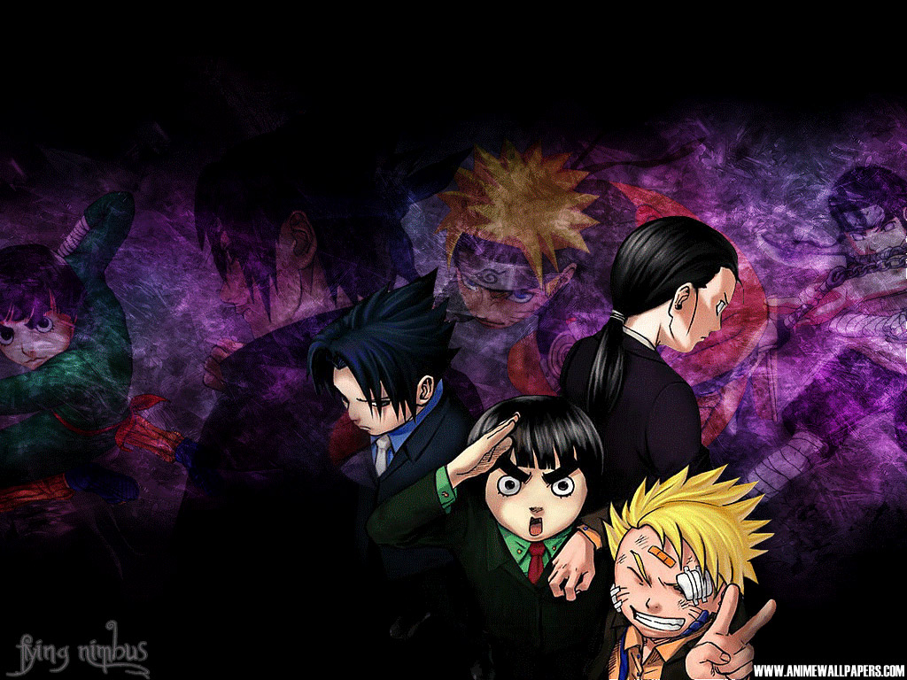Naruto Anime Wallpaper # 15