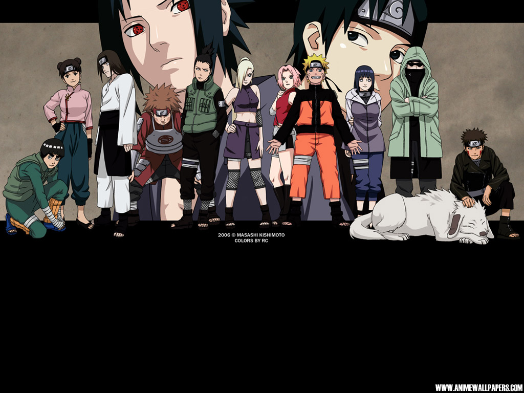 Naruto Anime Wallpaper # 160
