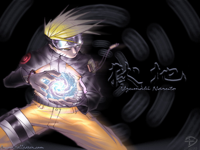 Naruto Anime Wallpaper #162