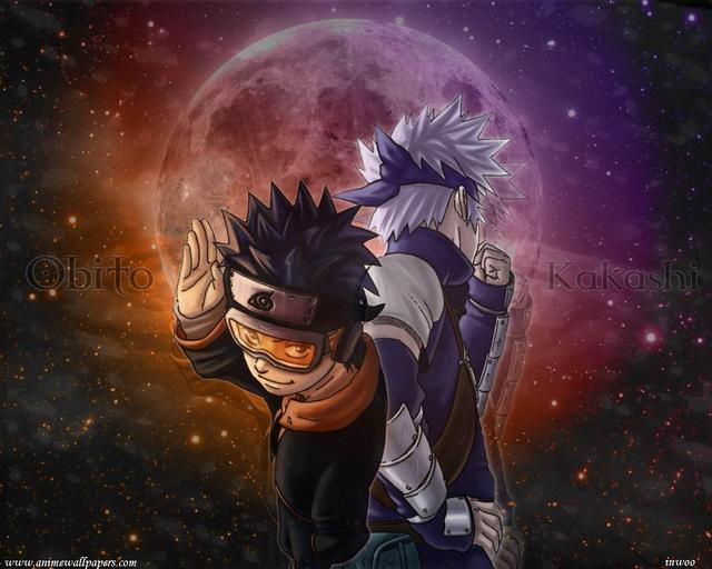 Naruto Anime Wallpaper #175