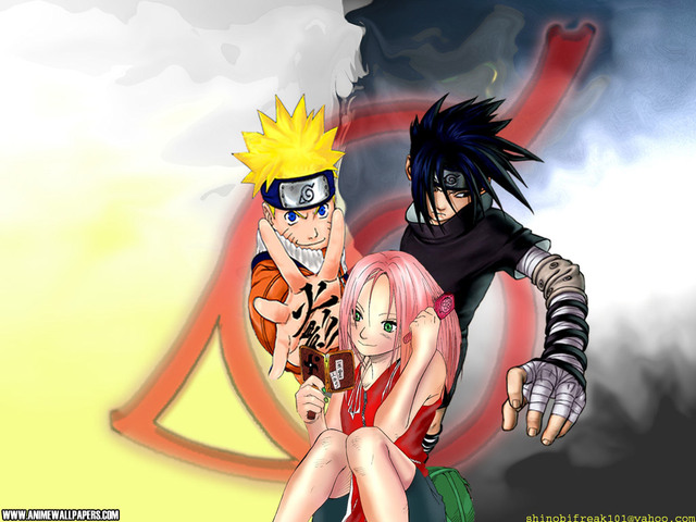 Naruto Anime Wallpaper #19