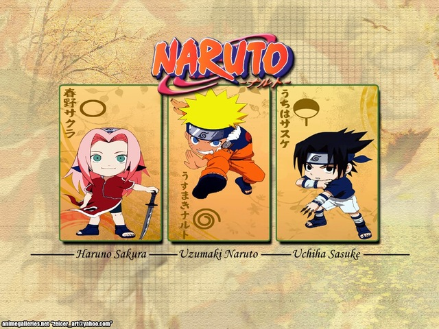 Naruto Anime Wallpaper #201