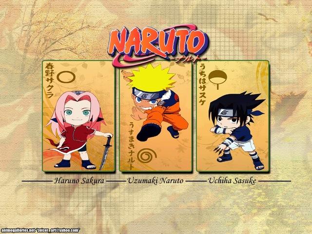 Naruto Anime Wallpaper #201