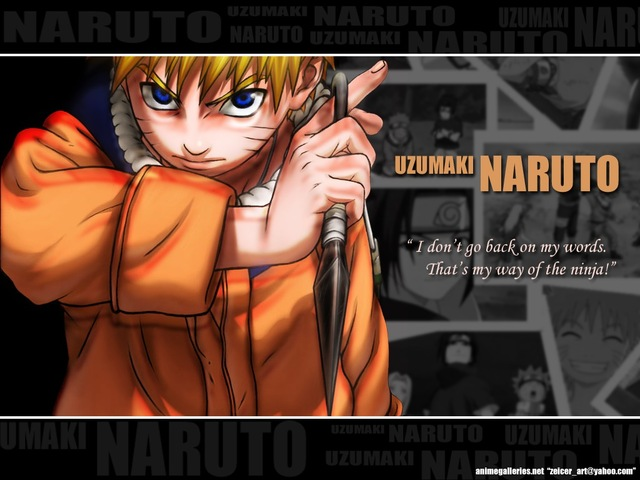 Naruto Anime Wallpaper #204